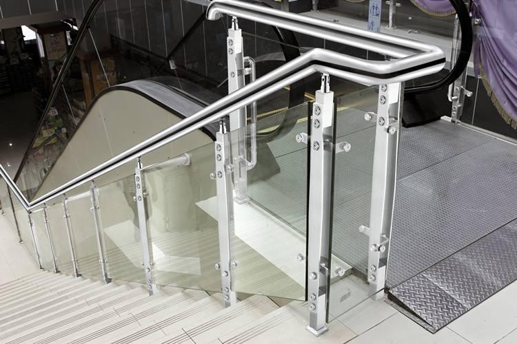 玻璃楼梯扶手护栏