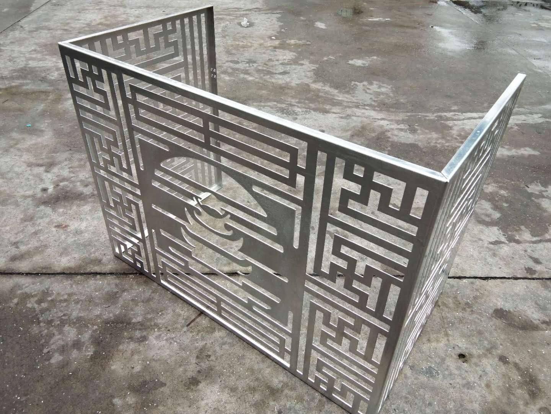 不锈钢空调罩价格